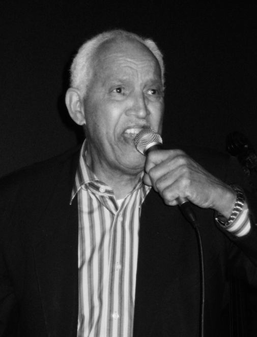 Gil Askey at the Mentone Hotel, Melbourne, 29 July 2007 (C)