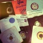 Marjorie's George Harrison's singles 02
