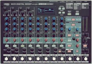 Edirol M-16DX Digital Mixer and Audio Interface