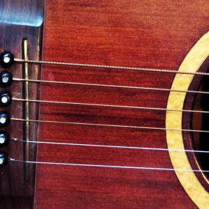 Mugen Guitar Soundhole